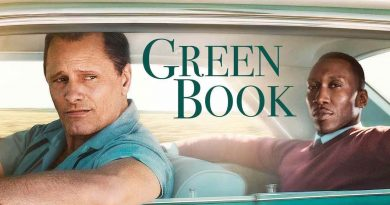 Green Book; The Courage to Change People's Heart